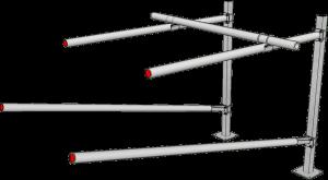 GreyFLEX Flexible Free Stall